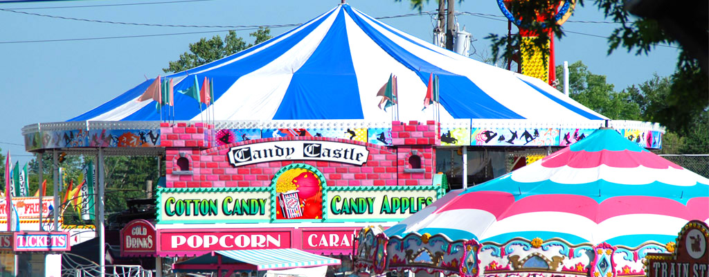 Types of County Fair